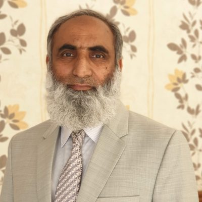 Shahid Hussain (Chief Executive)